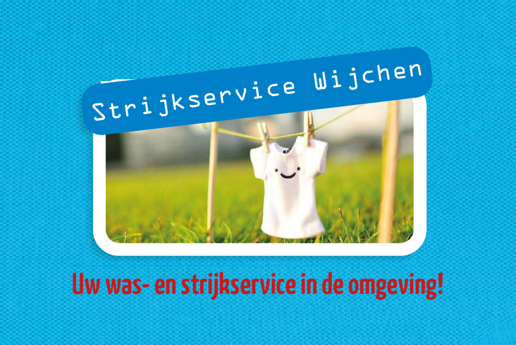 Drukwerk Strijkservice