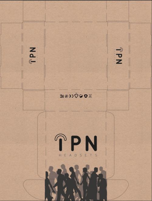 Drukwerk IPN Headsets