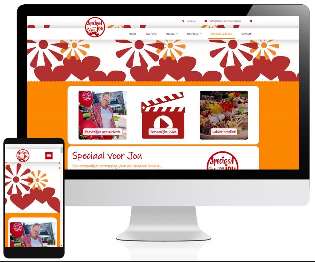 Website Speciaal voor Jou